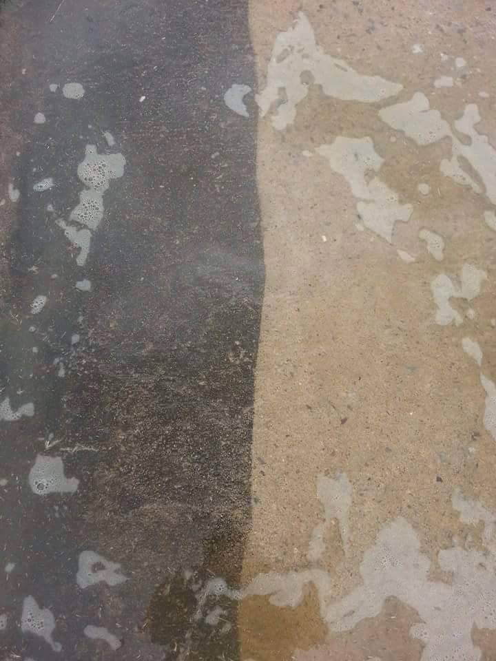 Concrete Cleaning Compare