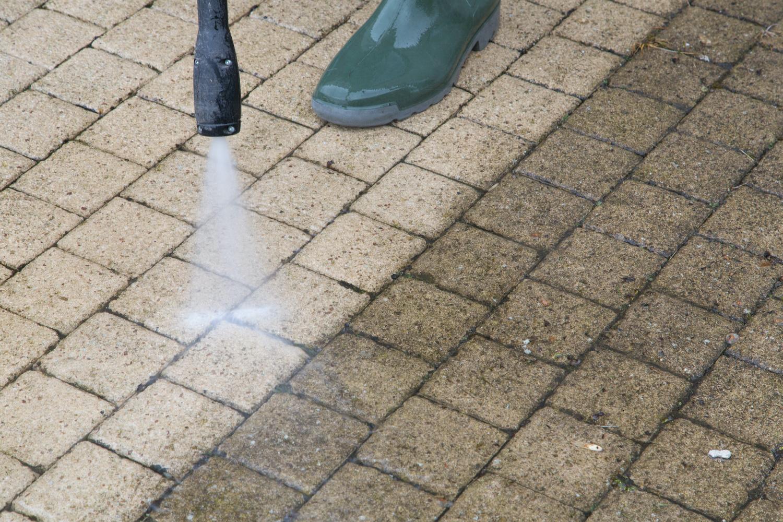 Little Rock AR Pressure Cleaning Brick