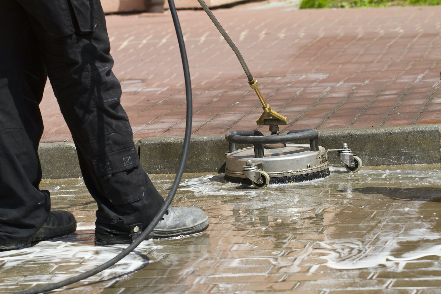 Little Rock AR Pressure Cleaning