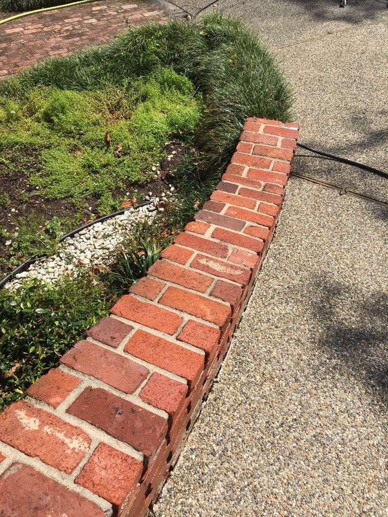 Residential Pressure Washing After