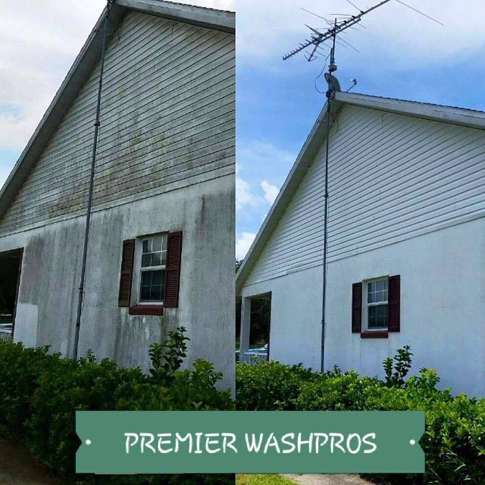 Residential Pressure Washing Compare