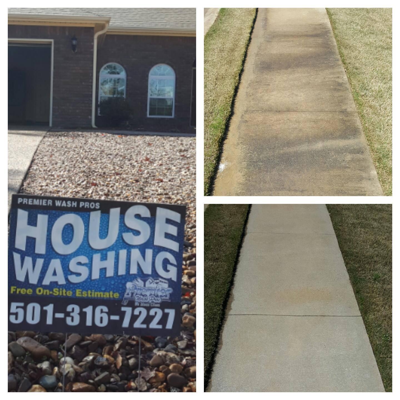 pressure washing companies in Hot Springs AR